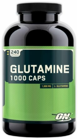 ON Glutamine 60 caps