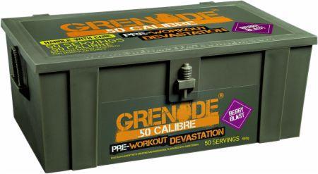 Grenade 50 Caliber 50 servs