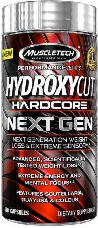 Muscletech Hydroxycut Next Generation 100 caps