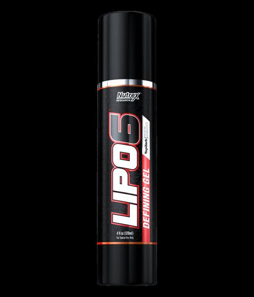 Nutrex Lipo 6 Defining Gel 120 ml