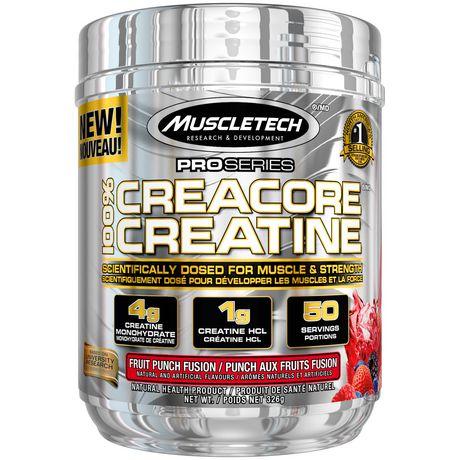 Muscletech Creacore Pro Series 50 serv
