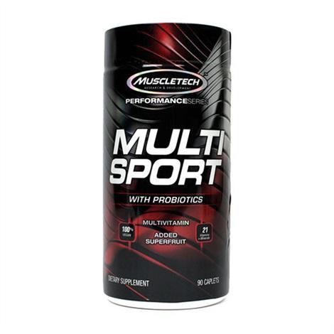 Muscletech Multi Sport Probiotic 90 caps