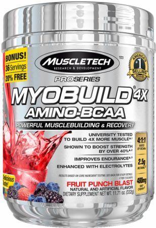 Muscletech Myo Build 4X 36 serv