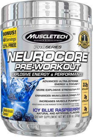 Muscletech Neurocore Pro Series 50 serv