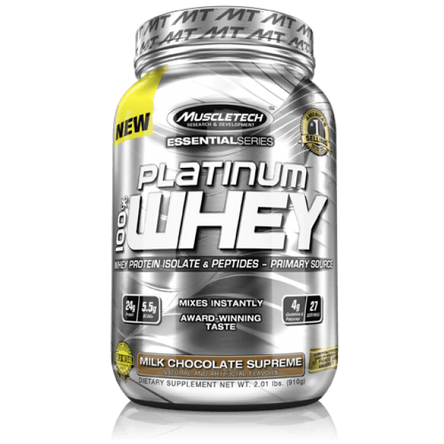 Muscletech Platinum Whey 910 g