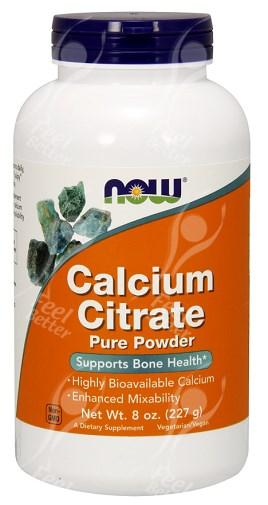 now-calcium-citrate-100-227g