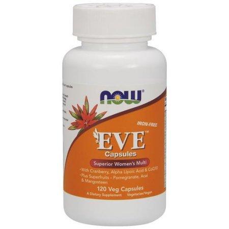 Now Eve 120 vegan caps