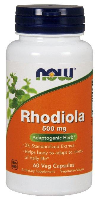 Now Rhodiola Rosea 60 vcaps