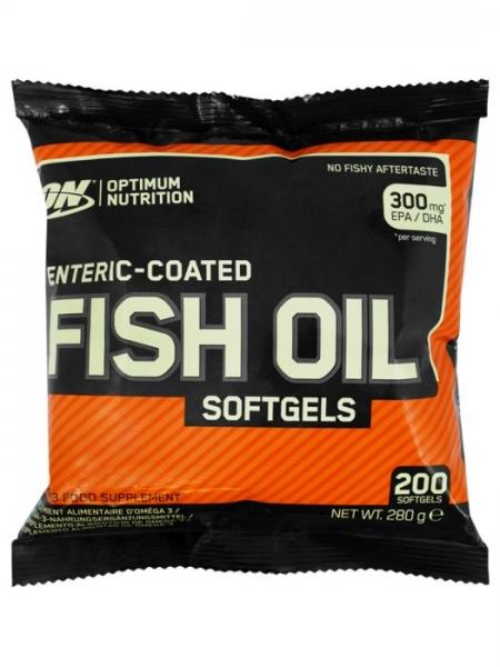ON Fish Oil 200 softgel