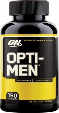 ON Opti Men 150 cps US
