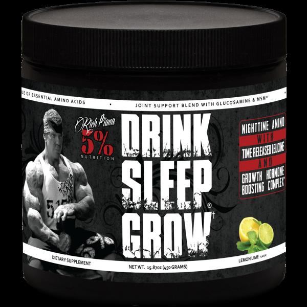 Rich Piana 5% Drink Sleep Grow 450 g
