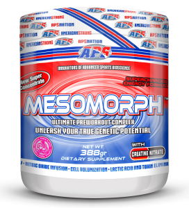 APS Mesomorph 25 serv