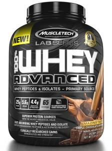 Muscletech 100% Whey Advanced 2,3 kg