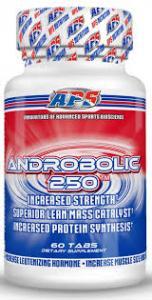 Aps Androbolic 250 60 tab