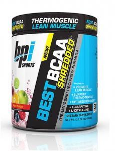BPI Best BCAA Shredded 25 serv