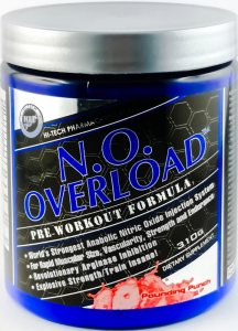 Hi-Tech N.O. Overload 310 g