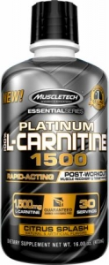 Muscletech Platinum L-Carnitine 473 ml