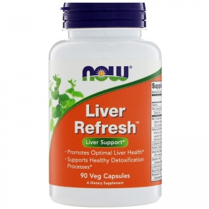 Now Liver Refresh 90 vcaps