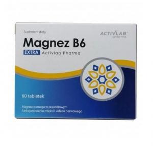 Activlab Pharma Magnez B6 60 tab