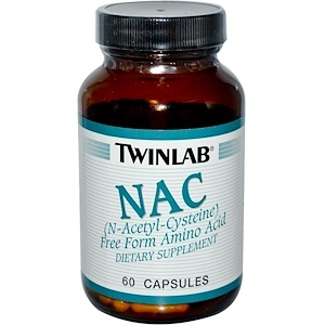 twinlab-nac-60-caps
