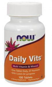 Now Daily Vits Multi 100 tab