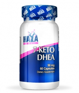 Haya Labs 7-KETO DHEA 50 mg