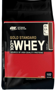 On Whey Gold Standard 100% 3.16 kg