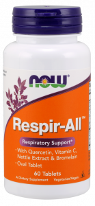Now Respir-All™ 60 tab
