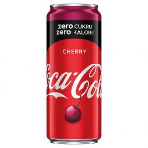 Coca Cola Cherry Doza 330 ml