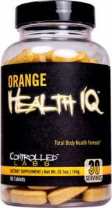 Controlled Labs Orange Health IQ 90 tab