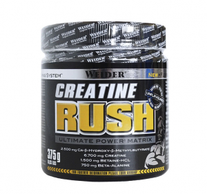 Weider Creatine Rush 375 g