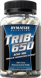 Dymatize Tribulus 650 100 caps
