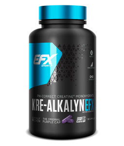 EFX Kre-Alkalyn 120 caps