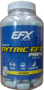 EFX Nytric EFX Pro 180 tabs