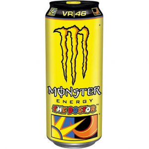 Monster Energy The Doctor 500 ml