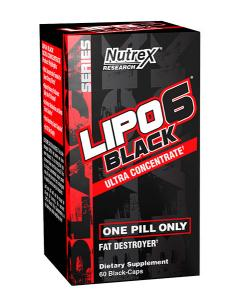 Lipo 6 Black Ultraconcentrat US