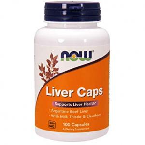 Now Liver Caps 100 caps
