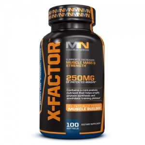 Molecular Nutrition X-Factor 100 softgels
