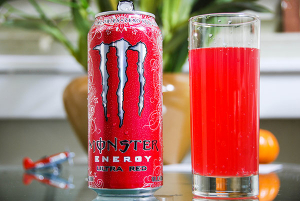 Monster Energy Ultra Red 500 ml