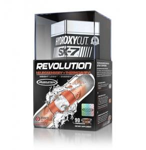 Muscletech Hydroxycut SX-7 TERMO NEURO Revolution 90 caps