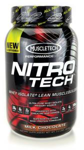 Muscletech Nitro Tech New 908 g
