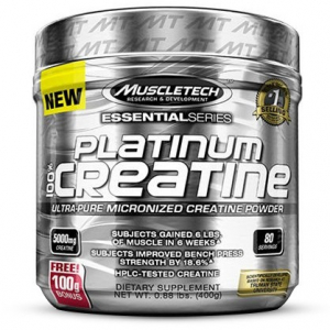 Muscletech Platinum Creatine