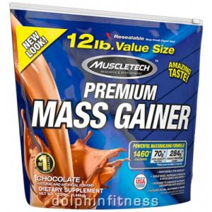 Muscletech Premium Mass Gainer 5,4 kg