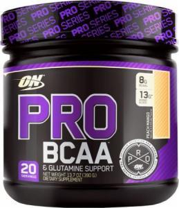 ON Pro-BCAA  Glutamine Support 20 serv