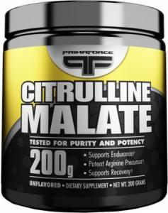 PrimaForce Citrulline Malate 200 gr