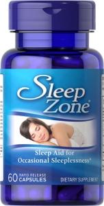 Puritan`s Pride Sleep Zone 60 caps