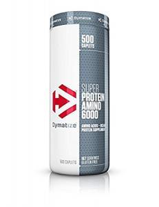 Dymatize Super Protein Amino 6000 501 caps