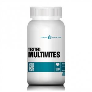 Tested Multivites 100 tab