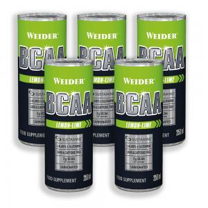 Weider Bcaa+Caffeine 250 ml 10 bc