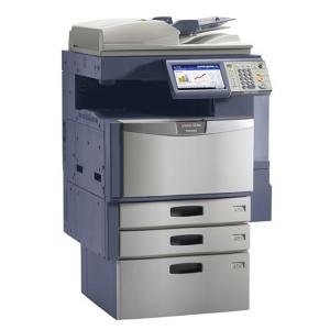 Toshiba e-Studio 2540C, color, 25 ppm, copy-print-scan color, reconditionat